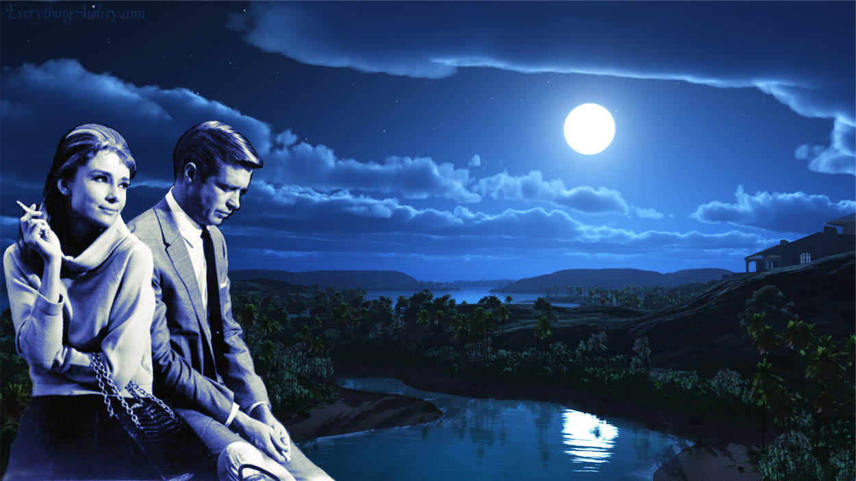 A 2 Minute Journey Along Moon River #mo·ti·va·tion #Monday #spotify